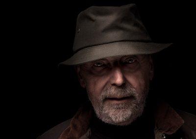 Portrait by André Bauer